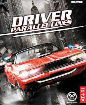 Driver: Parallel Lines - Image: Driver Parallel Lines Coverart