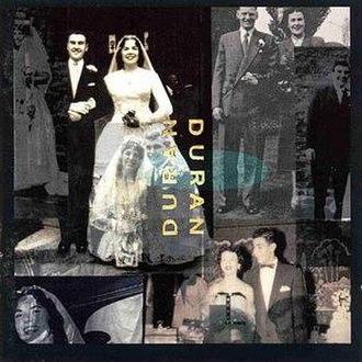 Duran Duran (1993 album) - Image: Duran Duran The Wedding Album Cover