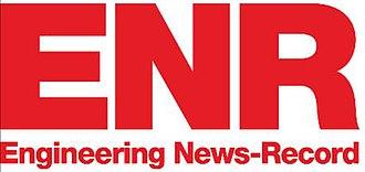 Engineering News-Record - Image: ENR magazine logo