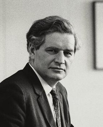 Edmund Dell - Dell in 1969 by Godfrey Argent