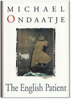 <i>The English Patient</i> 1992 novel
