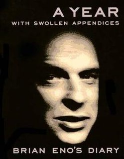 <i>A Year with Swollen Appendices</i> book by Brian Eno