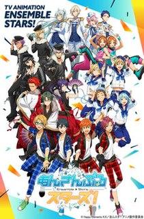 <i>Ensemble Stars!</i> Game franchise