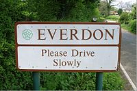 Everdon Village Sign.JPG
