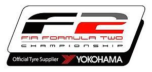 FIA Formula Two Championship (2009–2012) - Image: FIA Formula Two Championship logo