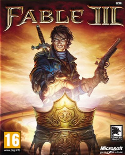 Picture of a game: Fable III