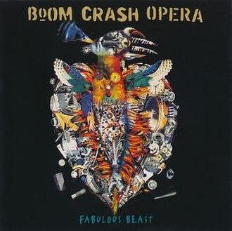 Fabulous Beast - Image: Fabulous Beast by Boom Crash Opera