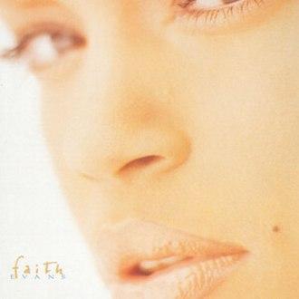 Faith (Faith Evans album) - Image: Faith evans faith