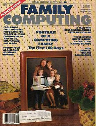 Family Computing - Image: Family Computing Premier Issue
