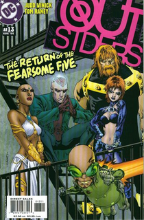 Fearsome Five