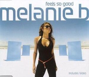 Feels So Good (Mel B song) - Image: Feelssogoodcover