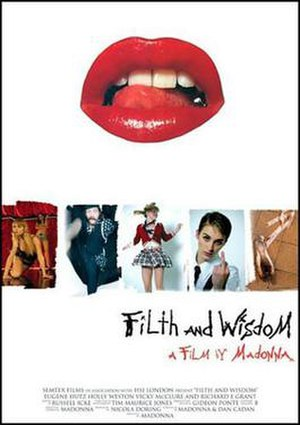 Filth and Wisdom - Image: Filth and Wisdom Poster