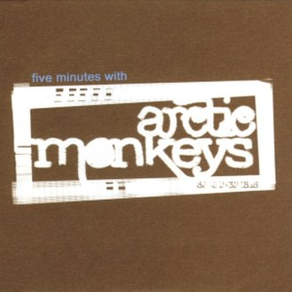 Five Minutes with Arctic Monkeys - Image: Five Minutes with Arctic Monkeys