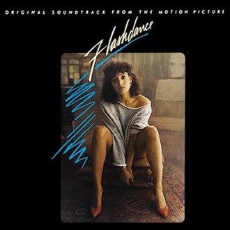 Flashdance (soundtrack) - Image: Flashdance.soundtrac k