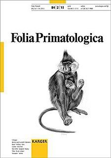 <i>Folia Primatologica</i> journal