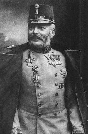 Archduke Friedrich, Duke of Teschen