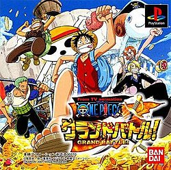 From TV Animation - One Piece: Grand Battle! - Wikipedia