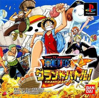 From TV Animation - One Piece: Grand Battle! - Image: From TV Animation, One Piece, Grand Battle!