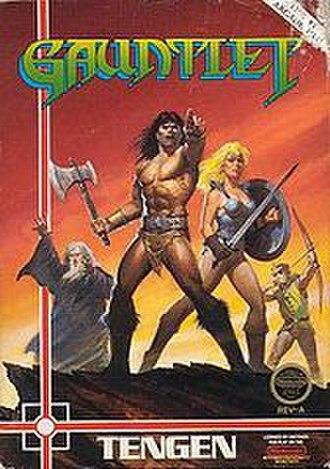 Gauntlet (1988 video game) - Gauntlet