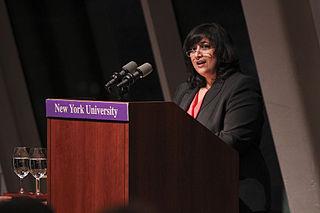 Geeta Menon American university professor