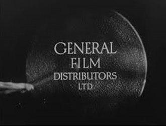 General Film Distributors - Opening logo