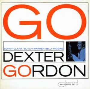 Go (Dexter Gordon album) - Image: Go album cover