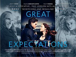 Great Expectations (2012 film) - Theatrical release poster
