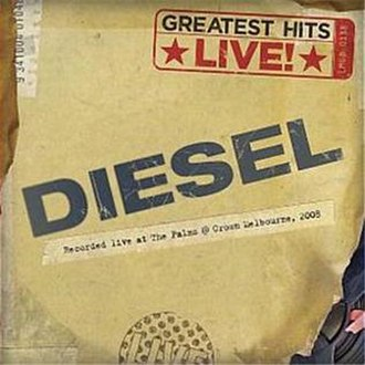 The 4 Corners Live - Image: Greatest Hits Live by Diesel