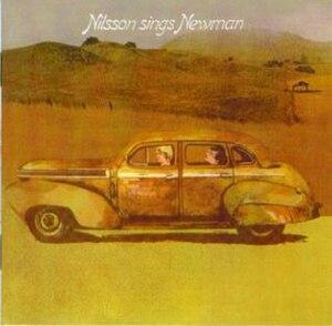 Nilsson Sings Newman - Image: Harry Nilsson Nilsson Sings Newman