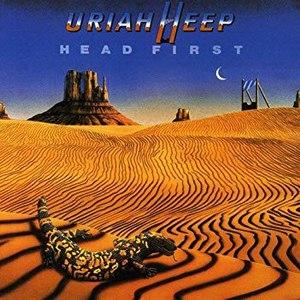 Head First (Uriah Heep album) - Image: Head First (Front)