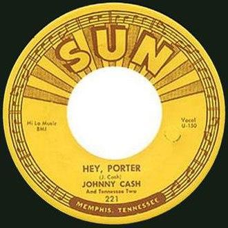 Hey, Porter - Image: Hey, Porter