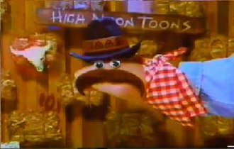 High Noon Toons - Haas from High Noon Toons