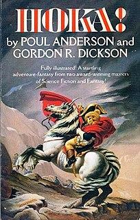 <i>Hoka!</i> book by Poul Anderson