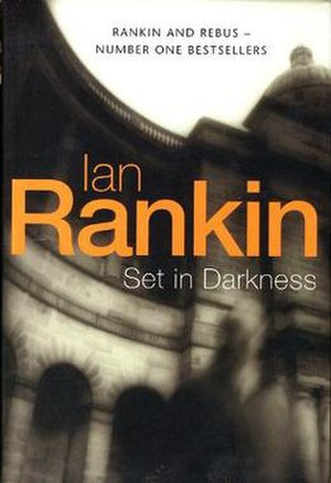 Set in Darkness - Image: Ian Rankin Setin Darkness