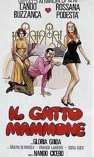 <i>Il gatto mammone</i> 1975 film by Nando Cicero