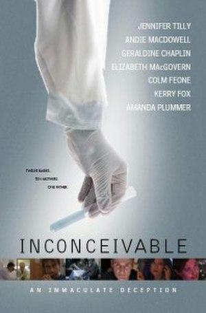 Inconceivable (2008 film) - Promotional poster