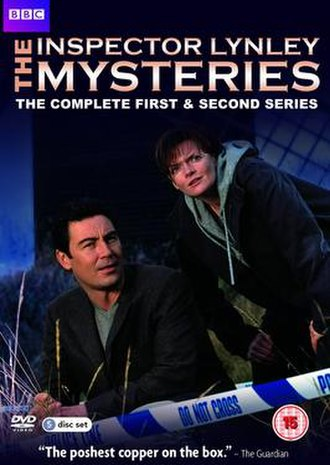 The Inspector Lynley Mysteries - DVD cover of Series One and Two