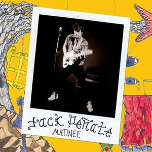 Matinée (album) - Image: Jack penate matinee cd cover
