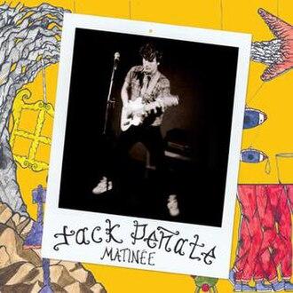 Matinée (album) - Image: Jack penate matinee cd cover