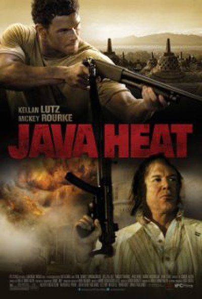 Picture of a movie: Java Heat
