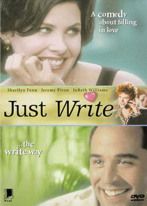 Just Write - Image: Jobethpivenjustwrite