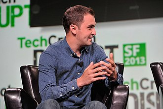John Zimmer - John Zimmer at TechCrunch Disrupt NY 2015