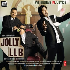 Jolly LLB - Image: Jolly LLB