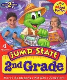 JumpStart 2nd Grade - Wikipedia
