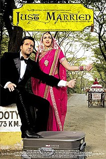 <i>Just Married</i> (2007 film) 2007 Indian film directed by Meghna Gulzar