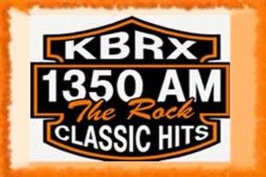 KBRX (AM) - Image: KBRX logo