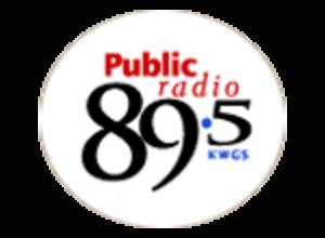 KWGS - Image: KWGS 89 logo