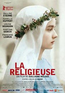 <i>The Nun</i> (2013 film) 2013 film