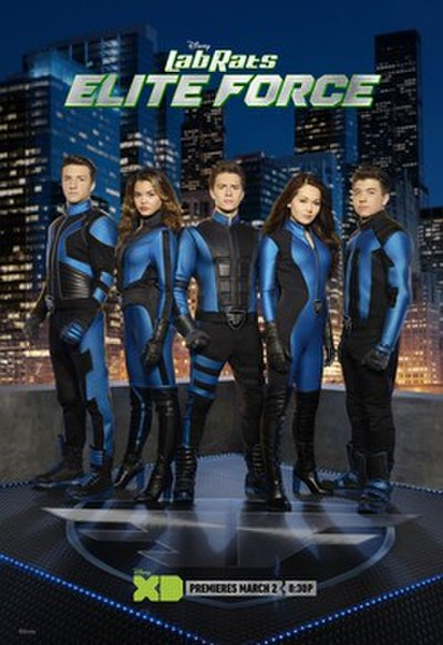 Picture of a TV show: Lab Rats: Elite Force