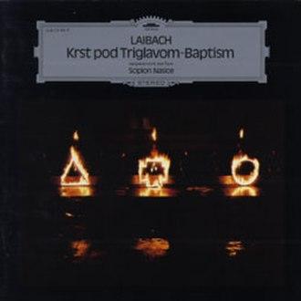 Baptism (Laibach album) - Image: Laibach Baptism